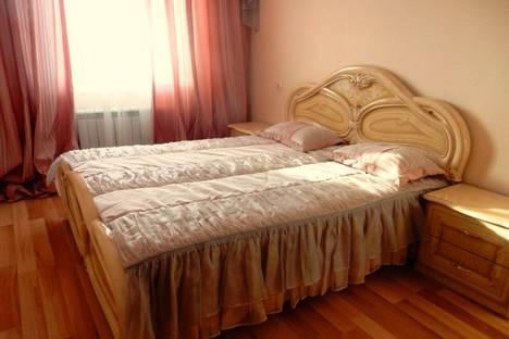 Сдается 1-комнатная квартира посуточно в Челябинске, улица Гагарина, 44.