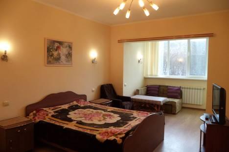 Сдается 1-комнатная квартира посуточно в Железноводске, улица Калинина, 20.