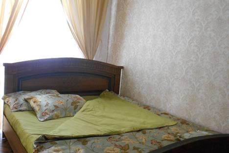 Сдается 2-комнатная квартира посуточно в Пицунде, улица Агрба, 37.