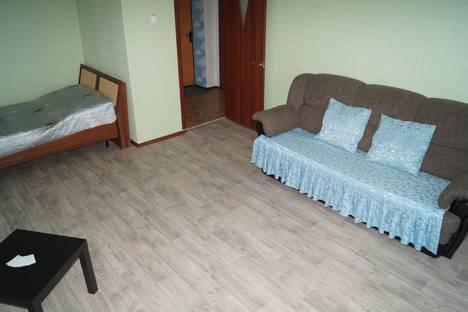 Сдается 1-комнатная квартира посуточно в Нефтекамске, Социалистическая улица, 95.