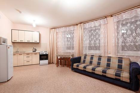 Сдается 1-комнатная квартира посуточно в Томске, Комсомольский проспект, 10.