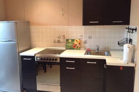 Сдается 1-комнатная квартира посуточно в Домодедове, улица 25 лет Октября, 20.