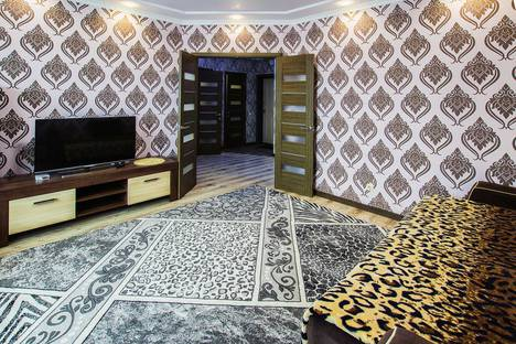 Сдается 1-комнатная квартира посуточно в Астане, ул.Сарайшык д.7, ЖК Лазурный квартал.