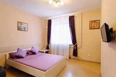 Сдается 1-комнатная квартира посуточно в Петрозаводске, улица Зайцева, 42.