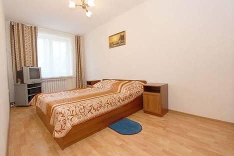 Сдается 2-комнатная квартира посуточно в Феодосии, улица Федько, 1А.