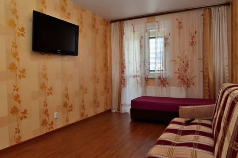 Сдается 3-комнатная квартира посуточно в Рязани, ул.Московское шоссе, дом 33 корпус 4.