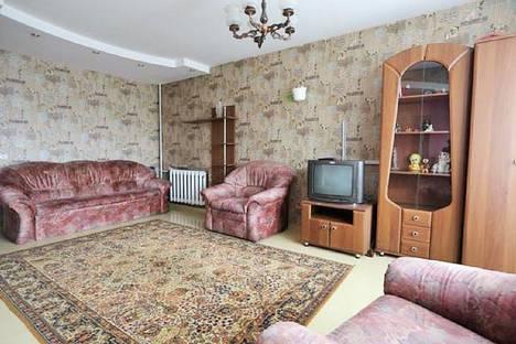 Сдается 1-комнатная квартира посуточно в Могилёве, улица Первомайская.