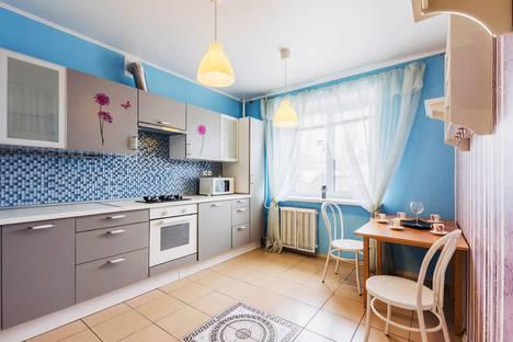 Сдается 1-комнатная квартира посуточно в Самаре, улица Алексея Толстого, 75.