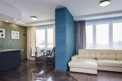 Сдается 2-комнатная квартира посуточно в Минске, улица Скрыганова, 16.