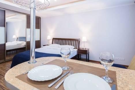Сдается 1-комнатная квартира посуточно в Минске, бульвар Мулявина, 3.