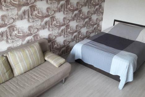 Сдается 1-комнатная квартира посуточно в Сыктывкаре, улица Петрозаводская, 27/1.