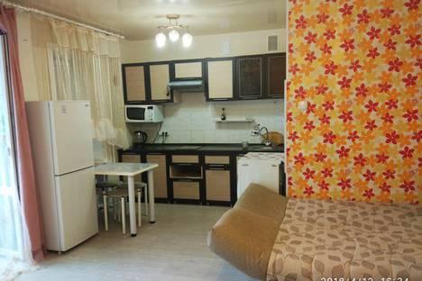 Сдается 1-комнатная квартира посуточно в Белогорске, улица Кирова, 55.