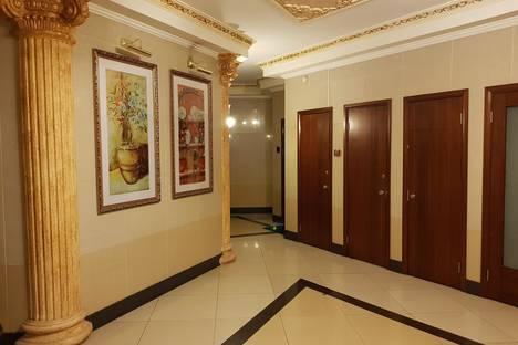 Сдается 3-комнатная квартира посуточно в Алматы, улица Шевченко, 154.
