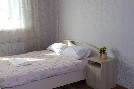 Сдается 1-комнатная квартира посуточно в Челябинске, улица 250-летия Челябинска, 79.