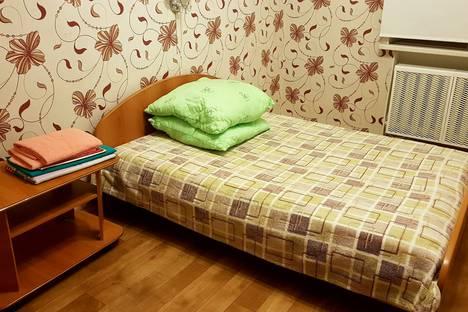 Сдается 1-комнатная квартира посуточно в Уфе, Первомайская улица, 26.