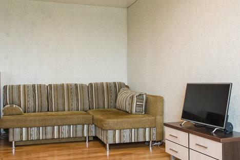 Сдается 2-комнатная квартира посуточно в Барнауле, улица Димитрова, 62.