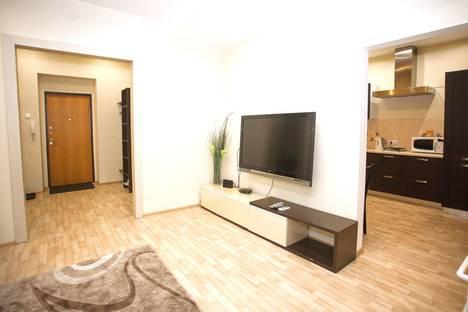 Сдается 2-комнатная квартира посуточно в Кемерове, Советский проспект, 45.