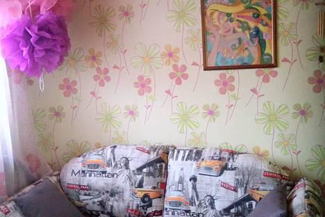 Сдается 3-комнатная квартира посуточно в Междуреченске, проспект Строителей, 21.