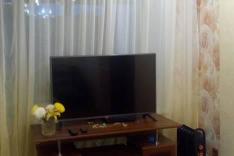 Сдается 1-комнатная квартира посуточно в Междуреченске, проспект 50 Лет Комсомола 38.