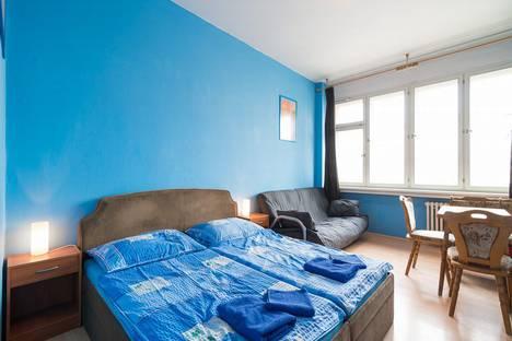Сдается 1-комнатная квартира посуточно в Праге, Opletalova 9.