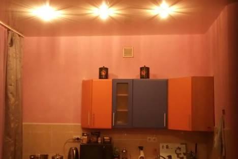 Сдается 1-комнатная квартира посуточно в Междуреченске, Гончаренко 3.