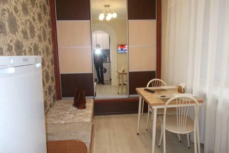 Сдается 1-комнатная квартира посуточно в Ставрополе, улица Лермонтова, 153Б.