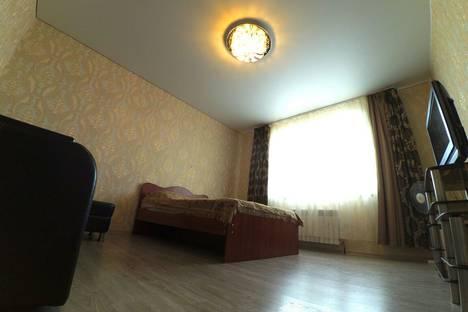 Сдается 1-комнатная квартира посуточно, Юлиуса Фучика 14 в.