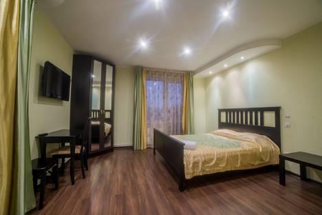Сдается 1-комнатная квартира посуточно в Твери, улица Скворцова-Степанова, 52а.