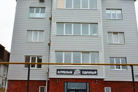 Сдается 1-комнатная квартира посуточно в Адлере, Орбитовская улица, 20 корпус 12.
