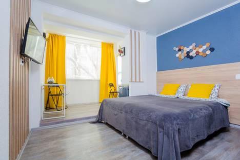 Сдается 1-комнатная квартира посуточно в Уфе, улица Софьи Перовской, 15.