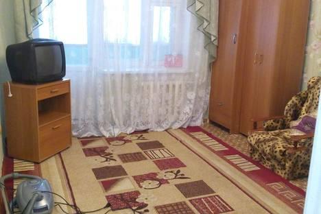 Сдается 1-комнатная квартира посуточно в Саратове, Кавказская улица, 30А.