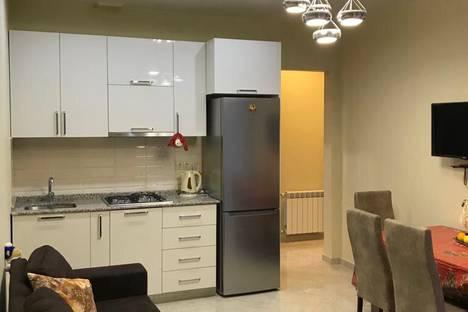 Сдается 2-комнатная квартира посуточно в Батуми, Batumi, Sherif Khimshiashvili Street, 4.