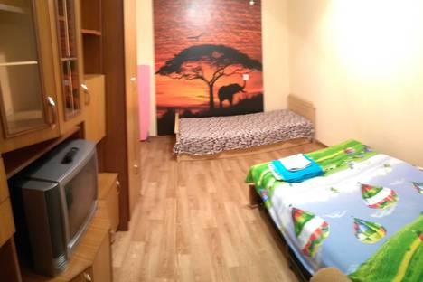 Сдается 1-комнатная квартира посуточно в Ульяновске, улица Генерала Мельникова, 8к2.
