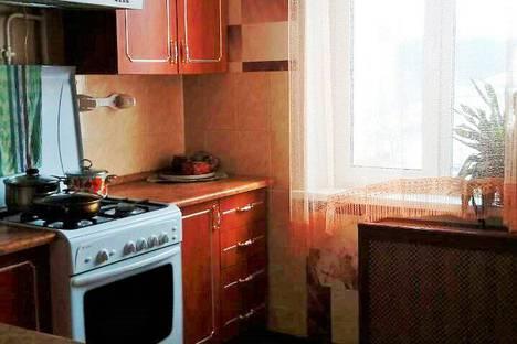 Сдается 2-комнатная квартира посуточно в Костюковичах, м-н Молодежный, 6.