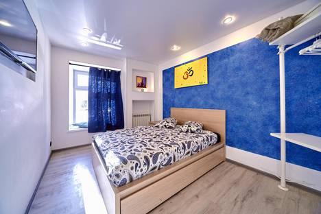 Сдается 2-комнатная квартира посуточно, улица Рубинштейна, 26.