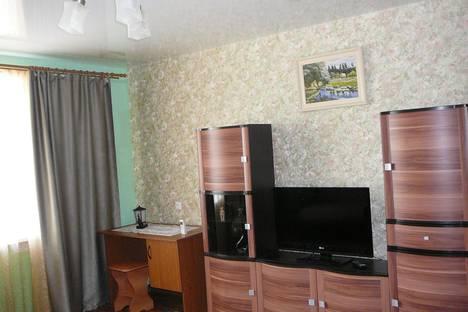 Сдается 1-комнатная квартира посуточно в Воронеже, улица Старых Большевиков 2.