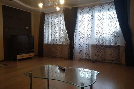 Сдается 1-комнатная квартира посуточно в Перми, улица Хабаровская, 56.