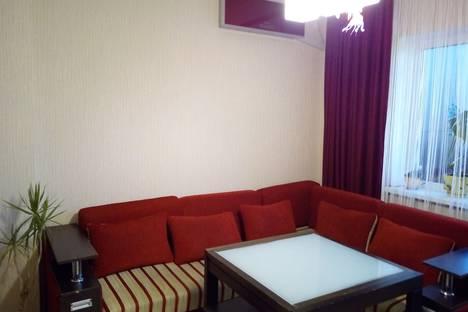 Сдается 1-комнатная квартира посуточно в Броварах, ул. Симоненка, 2А.