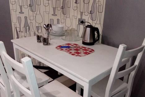 Сдается 2-комнатная квартира посуточно в Ульяновске, третий интернационал 2.