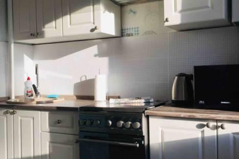 Сдается 1-комнатная квартира посуточно в Калининграде, Краснооктябрьская улица, 3.
