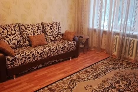 Сдается 1-комнатная квартира посуточно в Ейске, улица Коммунистическая, 49/7.