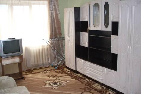 Сдается 1-комнатная квартира посуточно в Арзамасе, Челябинская область, г. Златоуст, пр. Гагарина, 3 микрорайон, д.24.