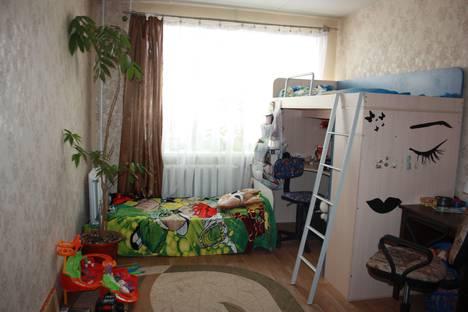 Сдается 2-комнатная квартира посуточно в Дзержинске, улица Новомосковская, 8.