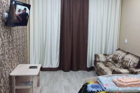 Сдается 2-комнатная квартира посуточно в Альметьевске, улица Гафиатуллина, 13А.