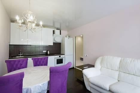 Сдается 2-комнатная квартира посуточно во Владимире, улица Соколова-Соколенка, 7А.