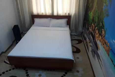 Сдается 2-комнатная квартира посуточно в Бишкеке, Логвиненко.