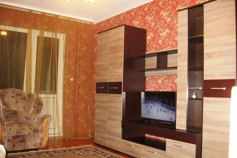 Сдается 2-комнатная квартира посуточно в Светлогорске, улица Фруктовая, 4.