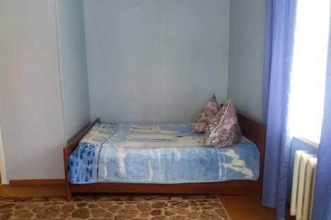 Сдается 1-комнатная квартира посуточно в Нефтекамске, Социалистическая улица, 38.