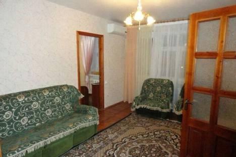 Сдается 4-комнатная квартира посуточно в Казани, улица Вишневского, 10.