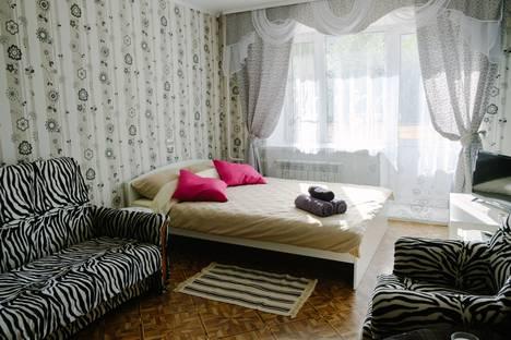 Сдается 1-комнатная квартира посуточно в Переславле-Залесском, ул. Октябрьская, 12.